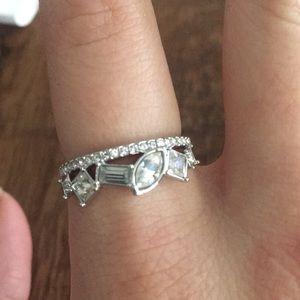 6d9d3ae98 Swarovski Jewelry - *HOST PICK*Swarovski Crystal Henrietta Ring size 7